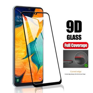 9D Protective Glass on For Samsung Galaxy A10 A20 A30 A40 A50 A60 Screen Protector For Samsung A70 A80 Glass A11 A21 A31 A41 A51 A71 Film