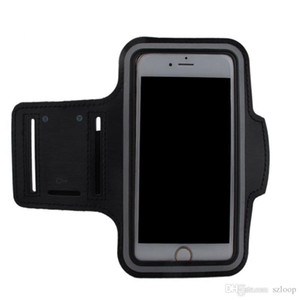 For Iphone 6 7 6s 7 Plus Waterproof Sports Running Armband Case Workout Armband Holder Pouch Cell Mobile Phone Arm Bag Band
