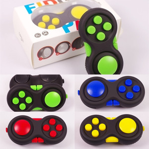 4th Generation Fidget Pad Handle Hand Shank Game Controller Squeeze Squeezy Simple Dimple Push Pop Finger Toys Anxiety Stress Relief H34IX0C