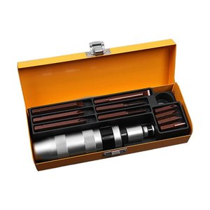 Professional Hand Tool Sets Portable Impact Screwdriver Set Heavy Duty Screw Driver Chisel Bit Industrial Grade Multifunctional Extrac