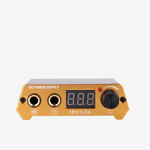 Biomaser Tattoo Power Supply Professional For Tattoo Machine Digital Dual LCD Display Power Supply Tatuagem SourceRabin
