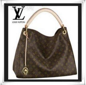 1-13lvlouisVitton Artsy Bolsas de Ombro para Mulheres Bolsas De Mão De Couro 3AA Top Quality Messenger Bag Michael Tote Senhora Bolsa