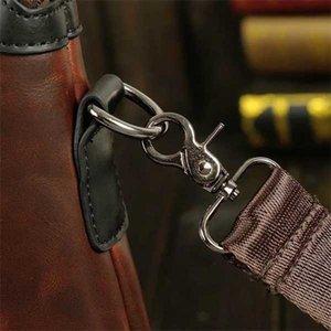 On saleLeather Messenger Bags Portfolio Shoulder Attache Handbag Crossbody Backpack Business Designer Laptop Men Briefcase Case
