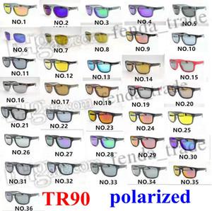 35 COLORS Special Promotion Designer Brand Sunglasses Men's Polarized Lens Sun Glasses Women UV400 10PCS TR90 polarized Sunglasses fast ship