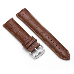 Yazole p36pu leather strap bright belt watch accessories 20-22