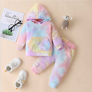 0-24 months Fashion Children Boys Girls Clothing Sets Spring Autumn Baby Jacket Pants 2Pcs Sets Kids Sport Clothes Toddler Tracksuits
