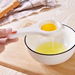Яичный белый сепаратор яичко желток разделительное яйцо обработка важной кухни гаджет еда сорт материал для домашней семьи бесплатная доставка bwd4950