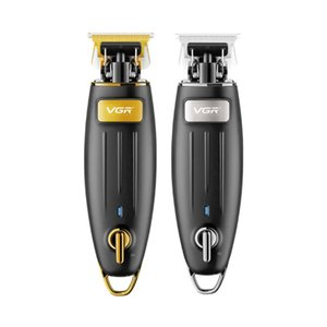 Mens professional blades electric clipper beard trimmer rechargable machine hair cutting tool 210302