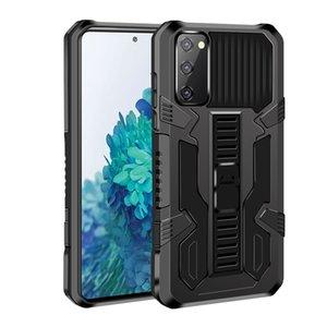 Прочный гибридный ударопробиваемый брони телефон для Samsung Galaxy A51 A71 A02S A22 A52 A72 A32 A12 A42 5G кронштейн