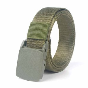 long big size Belt Male Tactical military Canvas Belt Outdoor Tactical Belt men's Military Nylon Belts Army ceinture hom