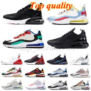 bauhaus blue react mens running shoes triple black white bred dusk purple oracle aqua safari men women trainers sports sneakers