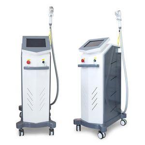 Diode Professionnel Diode Épilation de laser Machine 808nm peau de rajeunissement de la peau Traitement de l'acné Toner Peeling pour salon Equipment