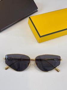 New top quality 0440 womens sunglasses men sun glasses women sunglasses fashion style protects eyes Gafas de sol lunettes de soleil with box