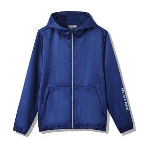 Top Quality 2021 2022 Men Sports Windbreaker Jacket 21 22 Sports Football Hooded Sweatshirt Windbreaker Hood Training Custom s-xxl 0047