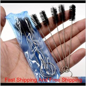 Mini Water Pipes Of Cleaning Brush Glass Tube Brush Cleaning Tools For Smoking Accessori Sqcjzd Mr6Gg 0Lc1Z