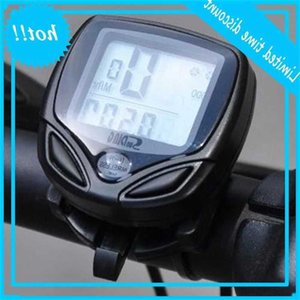 1Pc Upgrade Car Start Wireless Computer Speedometer Waterproof Stopwatch Lcd Bike Accessories
