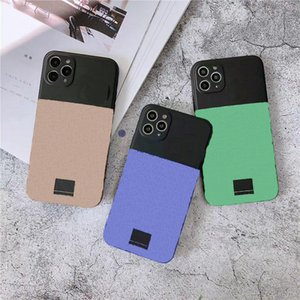 fashion phone cases for 12 pro max 11Pro 11proMax 7 8 plus X XS XR XSMAX PU leather case designer shell