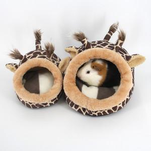 Small Pet Nest Factory Honey Bag Flying Nest Rabbit Cotton Kennel Winter Warm Mini Cage Ji Zai Zai Hamster
