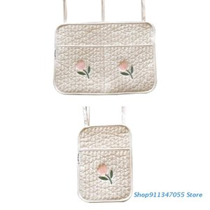 Stroller Parts & Accessories Baby Crib Hanging Bag Cot Bed Toys Diaper Storage Organizer Nappy Holder Pocket For Infant Bedding