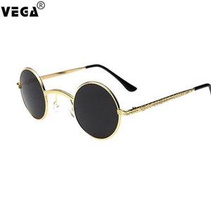Óculos de sol Vega Eyewear vapor punk homens mulheres retrô super futuros óculos steampunk vintage espetáculos 3053