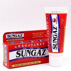 100% Vietnam Sungaz Balm Cream Back Shoulder Pain Relief Arthritis Original ointment Medical Plaster30g