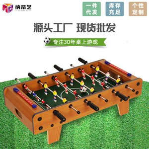 Nadiyi Children's Desk Parent Child Interaction Boy Puzzle Board Game Toy Table Football Machine