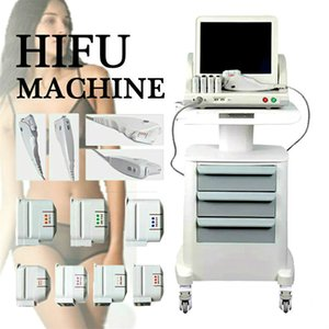 Hifu Ultrasound Machine 3D Head Cartridges For Face Lift Transducer Cartridge For Home Use And Salon Fast