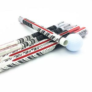 2018 Nuevo Negro / Rojo / White Golf Grips MCC Align MultiCompound Tamaño estándar / Midsize