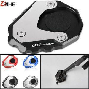 Pedals For R1200GS R 1200 GS LC ADVENTURE 2013 2014 2021 Motorcycle Kickstand CNC Side Stand Enlarge Extension Parts