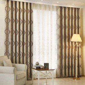TopFinel de lujo grueso de lujo de lujo decoración de la cocina moderna cortinas apagones para la sala de estar cortinas de dormitorio