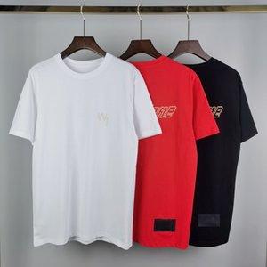 20SSS INS SUR LE SUPPORT HOP HOP HOP DE DIEU ESSENTIEL ESSENTIELS 3D SILICION TEE SKATEAU TSHIRT BR FOG MEN FEMMES T-shirt décontracté