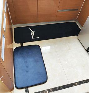 Новый прочный шкурут крытый домашний дверной ковер ванная комната кухня без скольжения коврики поглощать водный балкон коврик