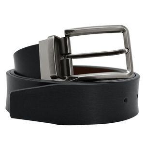 Belts Men Belt Genuine Leather for Jeans Girdle Cinturones De Hombres Accessories Fashion Apparel Waist Man Black Stretch Buckle