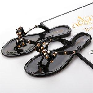 Women Summer Flip Flops Slippers Slide Sandals Beach Slides Soft Sole Shoes Drop 210622