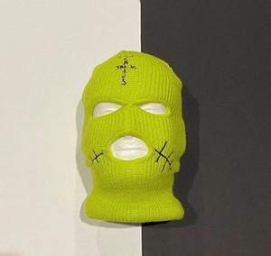 Hip Hop Travis Scott Mask Cold Hat Jackboys Album Peripheral Gangster Headgear Windproof Headgear Qk7Nu