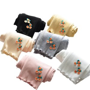 Girls Leggings Baby Pants Kids Tights Children Clothes Childrens Clothing Spring Autumn Cotton Long Trousers Wear B8667