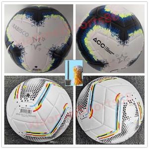 2021 Copa America Soccer Ball Finale Kiew PU Größe 5 Bälle Granulat rutschfest fußball Freies Verschiffen Hochwertiger Ball