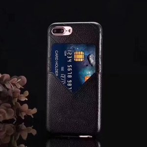 For iphone 12 12pro max 11 11pro max 7 8 plus X XR Xs Max Designer Phone Cases Leather Card Pocket Top Quality Fashion Phone Cover