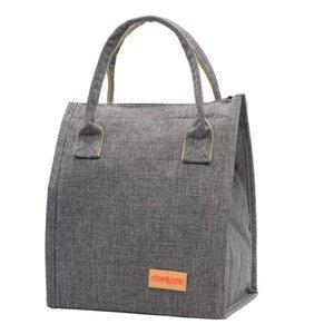 Frauen Mittagessen Taschen Thermal isoliert Oxford Food Box Bag Bento Cooler Thermo Portable Handtaschen Lady Bag Snack für Arbeitsschule 210310