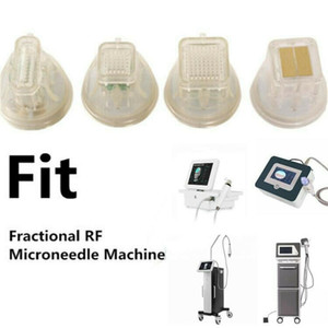Disposable microneedle rf head gold cartridge fractional RF microneedle microneedling micro needle machine cartridges spare parts