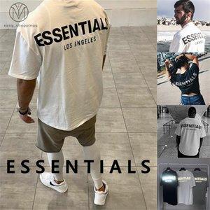 2021 Ins Sommer Herren Womens T-shirts News 3D Silikon Tees Skateboard Designer Kurzarm Casual Tshirts