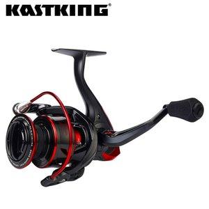 Kastking Sharky III 1000-5000 Serisi Suya Dayanıklı İplik 10 + 1 Bbs Göl Nehri Balıkçılık Reel 18 KG ile Maksimum Sürükle