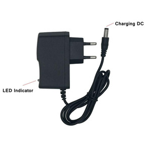 AC100-240V 1A lithium battery charger US regulations European regulations DC388 line charge 12V charger