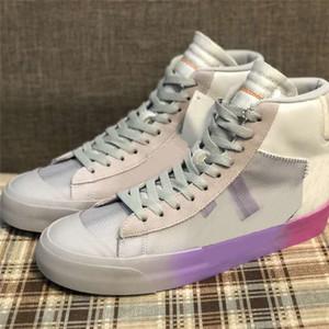 Tenha um bom jogo Skates Sapatos Blazer Mid 77 Vintage Homens Sapato B Simmons Motivação Reaper Relíquias Eva Correndo Tênis Mulheres Sapatilhas