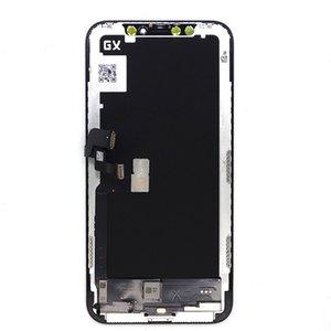ЖК-дисплей для iPhone X OLED-экрана Сенсорные панели Digitizer Узел замена