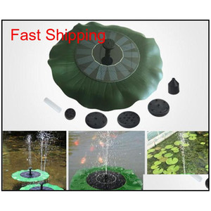 Solar Water Pump 7v Floating Waterpomp Panel Garden Plants Watering Power Fountain Pool Matical For Fountains Wa qylApV toys2010