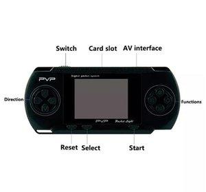 PVP3000 게임 플레이어 PVP 스테이션 라이트 3000 (8 비트) 2.7 인치 LCD 화면 핸드 헬드 비디오 게임 플레이어 콘솔 PXP3 미니 휴대용 게임 상자