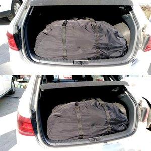 Car Organizer Back Storage Bag Automobile Trunk