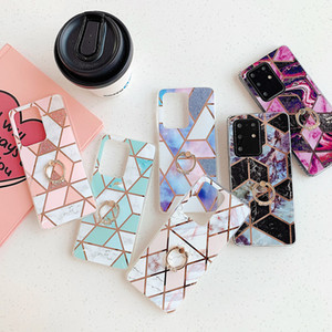 Phone Case For Samsung Galaxy S21 S20 FE A21S A71 A50 A42 S10 S8 S9 Plus Note 20 10 Soft IMD Back Cover