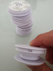 Universal Cell Phone Finger Holder Blank Aluminum Sublimation Insert Plate Phone Stand UV Printer blank Mount Holder Grip Bracket